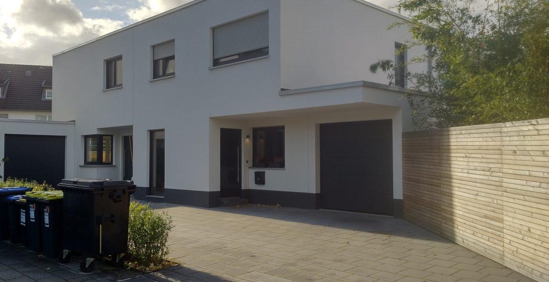 2 Doppelhaushälften Köln