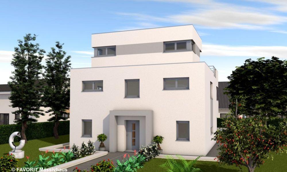 Concept Design 225 - Bauhausstil mit Aussicht