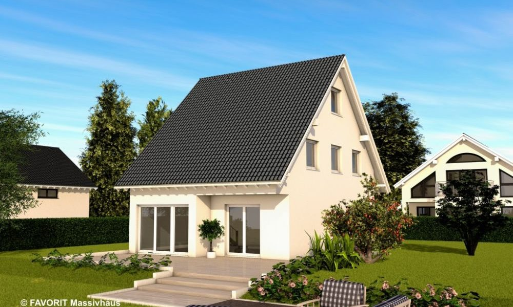 Noblesse 121 - Das 3-Kinder-Haus mit Reserve
