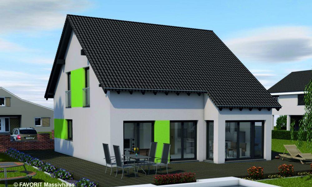 Noblesse 144 - moderne Fassadengestaltung