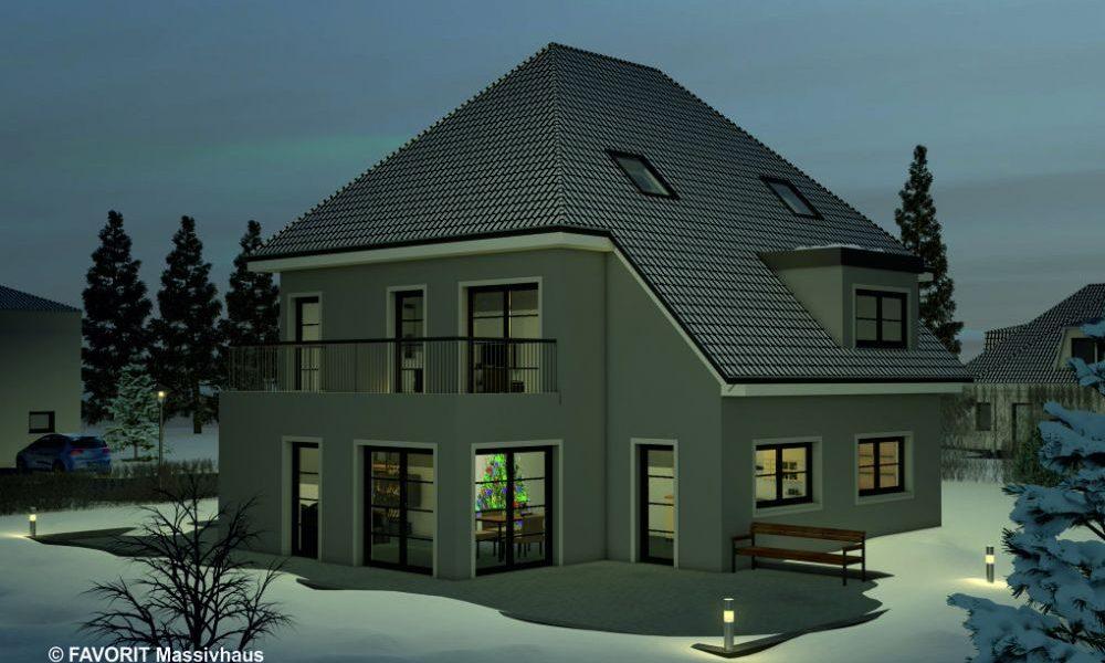 Premium 106/109 - Zweifamilienhaus mit Ausbaureserven