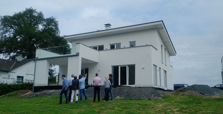 Modernes EFH mit Pultdach im Rhein-Sieg-Kreis