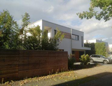EFH im Bauhausstil in  Köln