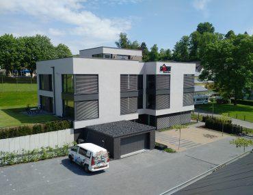 FAVORIT – Firmenzentrale